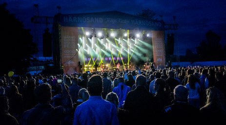 Härnösands Stadsfest tillbaka 21-22 Juli 2017